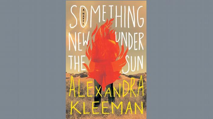 Das Buchcover von Alexandra Kleemans Something New Under the Sun