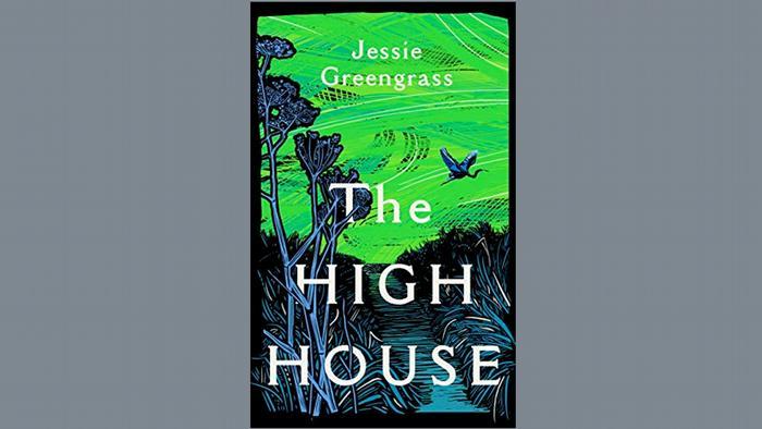Buchcover von The High House von Jessie Greengrass