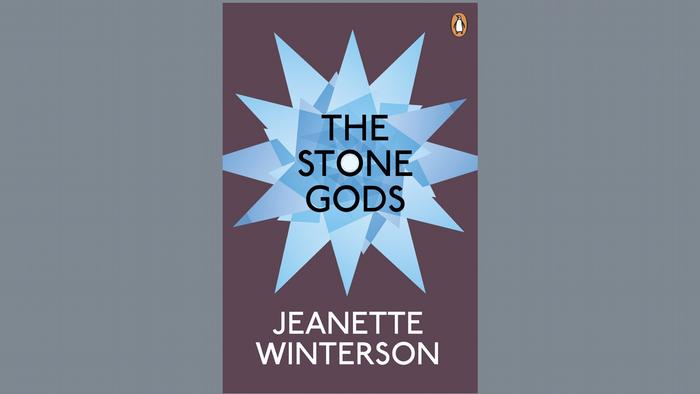 Book cover of The Stone Gods by Jeanette Winterson