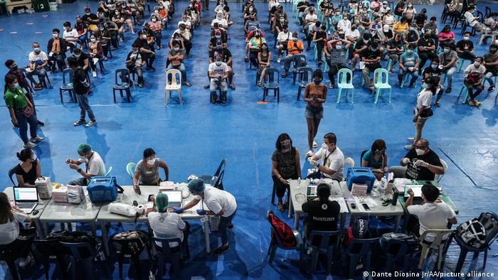 Südostasien | Aktuelle Covid-19 Pandemie-Situation