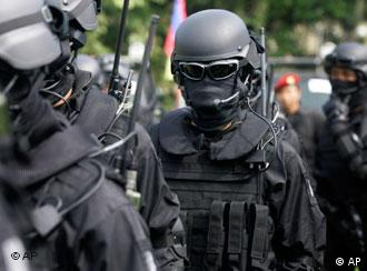 Indonesia's Special Forces Commandos (KOPASSUS) are accused of violating rights in West Papua