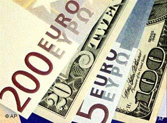 Finance ministers around the world would like to see parity between the dollar and euro.