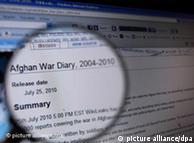 Wikileaks: Από τα ντοκουμέντα για το Αφγανιστάν