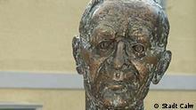 Hermann Hesse Statue in Calw