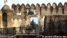 Fort Jesus in Mombasa