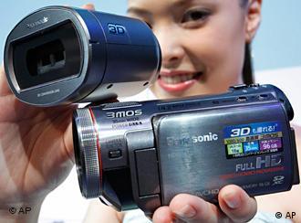 Entre los atractivos de la Photokina 2010 estarán las cámaras y videocámaras 3-D.