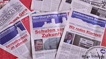 NPD newspapers