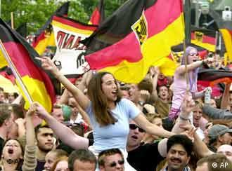 Как себя называют немецкие футбольные фанаты