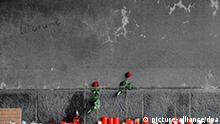 Dossierbild 1 Tote bei Loveparade Trauer