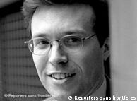 Porträt von Olivier Basille (Foto: Reporter ohne Grenzen)