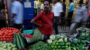 Inflation drove up food prices in 2010