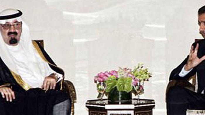 Assad und Abdullah No Flash