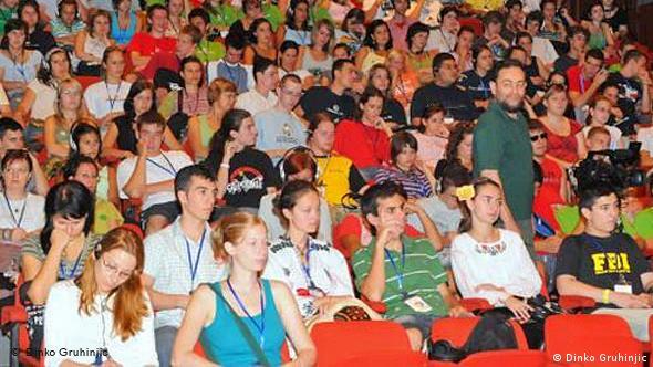 کمپ آموزش رواداری برای جوانان در صربستان