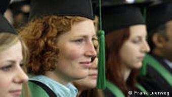 Absolventenfeier Uni Bonn 2007