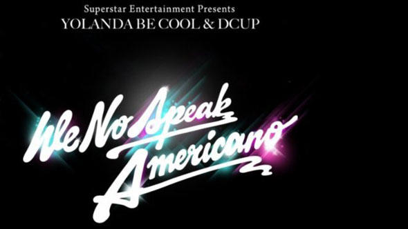 Cover Yolanda Be Cool & DCup