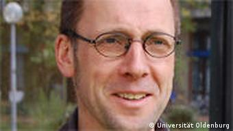 Professor Niko Paech (Universität Oldenburg)