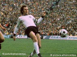 Franz Beckenbauer 1974