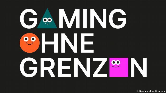 Logo von Gaming ohne Grenzen