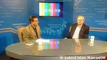 Bangladesh journalist Zahirul Islam Mamun with Simon Dring via Faisal Ahmed