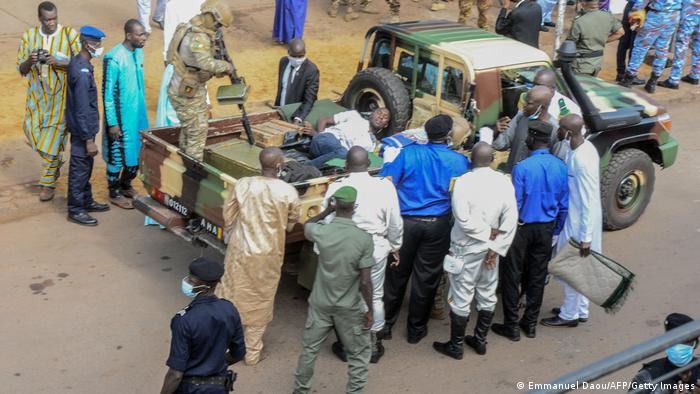 Mali Bamako | Messerangriff auf Übergangspräsident | Assimi Goita