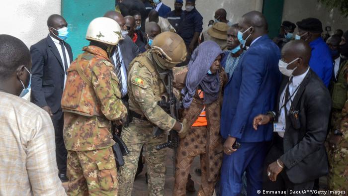 L'homme qui a tenté d'assassiner le colonel Assimi Goïta est neutralisé par la sécurité présidentielle