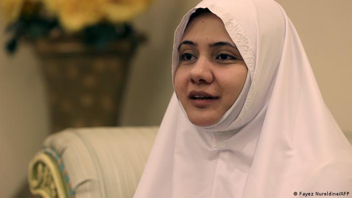 Saudi Arabien Bushra Ali Shah