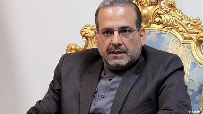 کیوان خسروی، سخنگوی دبیرخانه شورای عالی امنیت ملی و تکذیب اظهارات ربیعی