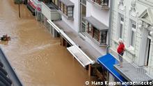 Hochwasser in Bad Neuenahr-Ahrweiler, Juli 2021 -- Sie sind privat. Alle Fotos stammen aus dem Privatbesitz von: Hans Kaupmannsennecke via Sarah Wiertz