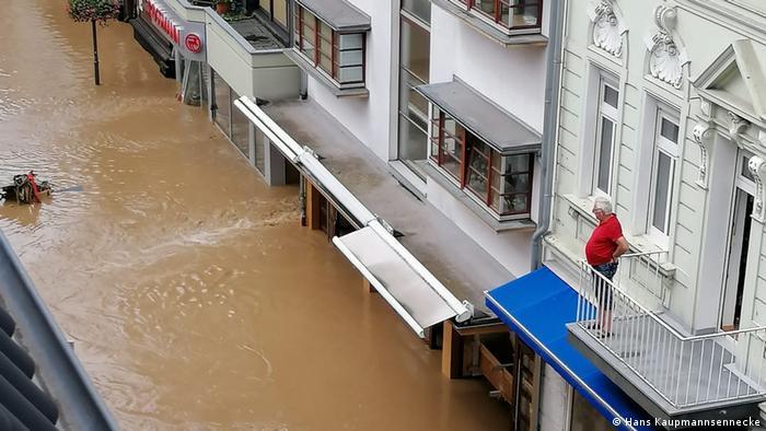 повінь, Німеччина