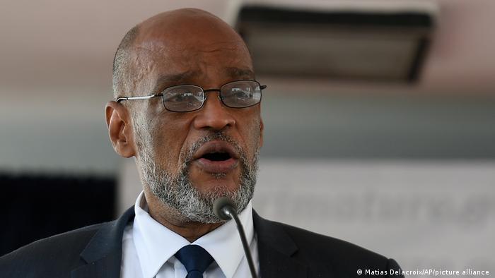 Haiti I Ariel Henry wird Premierminister