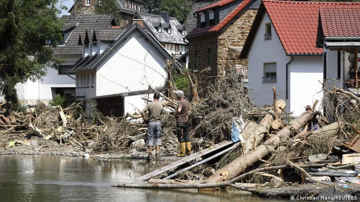 Ogromne štete u Ahrweileru