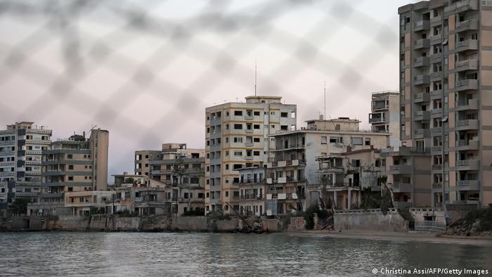 Zypern Varosia | verlassene Gebäude