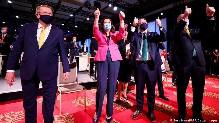 Suka cita atas kemenangan Brisbane terpilih jadi tuan rumah Olimpiade 2032