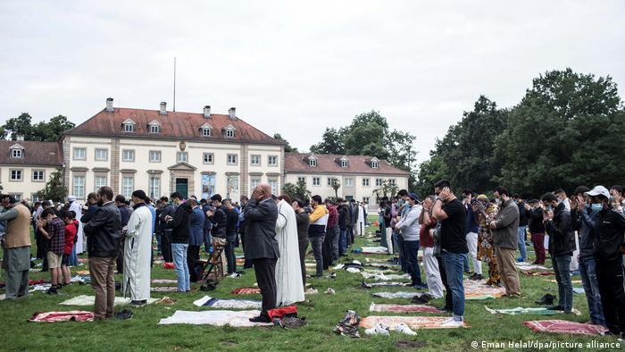 Deutschland Hannover | Eid al-Adha | Opferfest