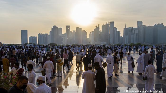 Doha Katar | Eid al-Adha | Opferfest