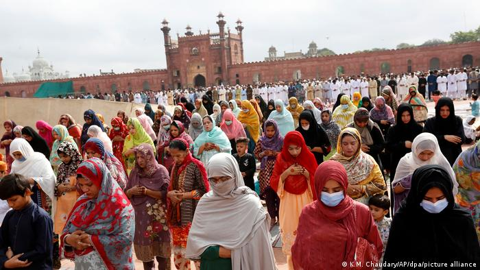 Pakistan Lahore | Eid al-Adha | Opferfest