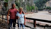 Deutschland Unwetterkatastrophe |Aufräumarbeiten in der Eifel
