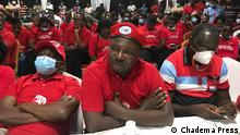Tanzania main oppostion party Chadema during the new constitution conference in Dar es salaam ©Chadema Press