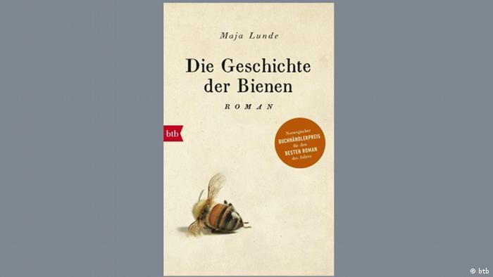 Buchcover Maja Lunde Die Geschichte der Bienen