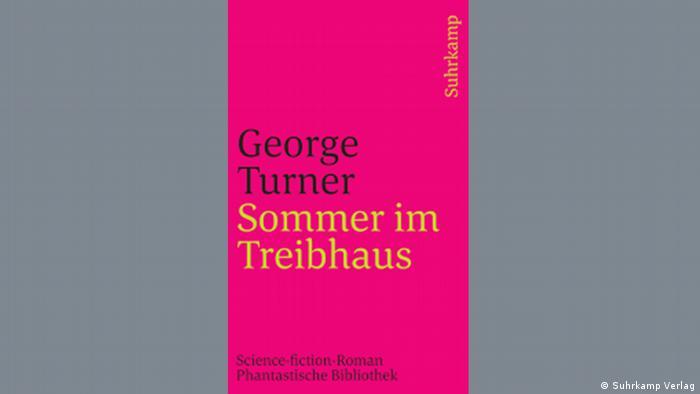 Buchcover | Sommer im Treibhaus von Geoge Turner