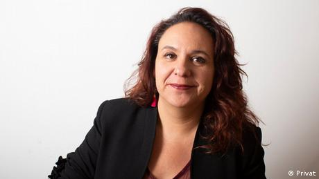 Marcela Turati, periodista mexicana.