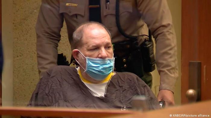 Harvey Weinstein I Prozess in Los Angeles