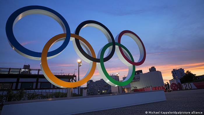 Eröffnungsfeier der Olympischen Spiele in Tokio | Vorbereitungen
