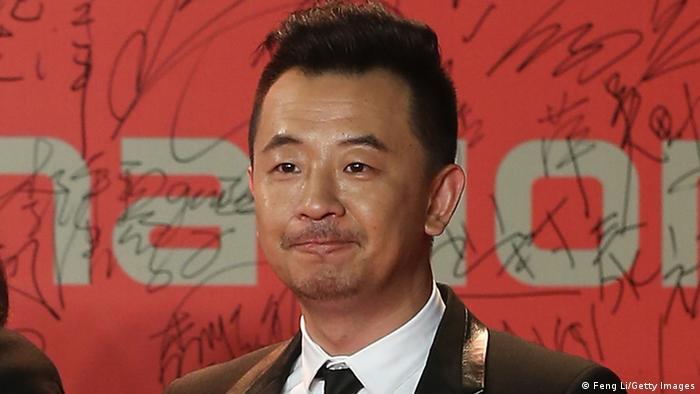 China | Schauspieler Huang Haibo