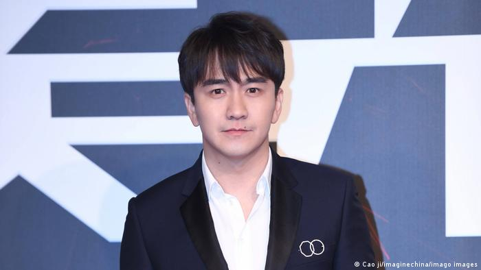 China | Schauspieler Zhai Tianlin