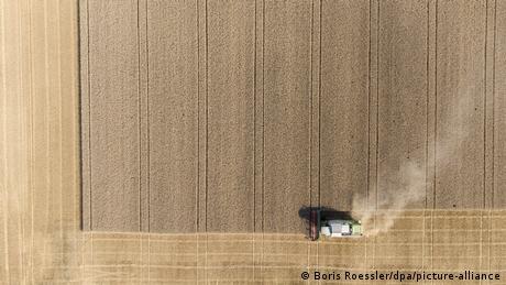 BdT Deutschland Landwirtschaft