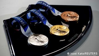 Медали Токио-2020
