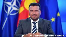 Interview mit Nordmazedoniens Premierminister Zoran Zaev für DW's Conflict Zone