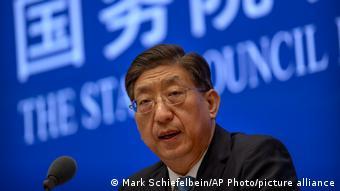 中国卫健委副主任曾益新在新闻发布会上表示,中国不接受世界卫生组织提出的新冠溯源第二阶段调查计划。