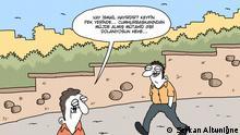 A cartoon by Turkish artist Serkan Altuniğne Source: Serkan Altuniğne